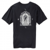 Burton Skeleton Key Short Sleeve True Black Xl