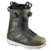 Salomon Launch BOA SJ Snowboard Boot Camo/dark Olive/beluga 30.0