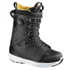 Salomon Launch Lace BOA SJ Snowboard Boots Black/spectra Yellow 28.5