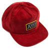 Arbor Station Cap Washed Red O/s