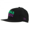 Billabong Drip Flex Fit Hat Blk Os