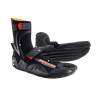 O'Neil Skins Psycho Split-toe 4/3 Surf Booties Black 9.0