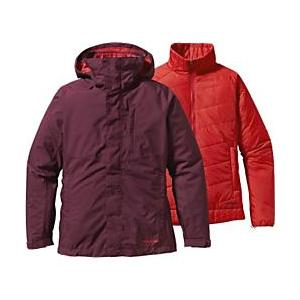 Patagonia Womens 3-in-1 Snowbelle Jacket - Sale