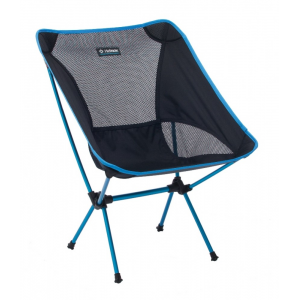 Big Agnes Helinox Chair One Camp Chair Black/Blue