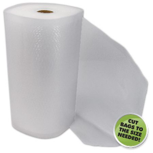 "Weston Vacuum Sealer Bags, 11"" x 50' Roll"