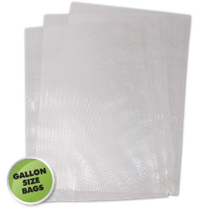 "Weston Vacuum Sealer Bags, 11"" x 16"" 100 Count"