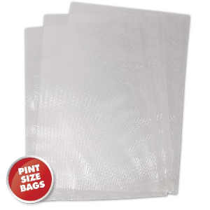 Weston Vacuum Sealer Bags 6 x 10 100 Count