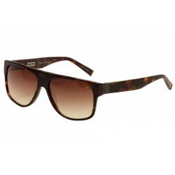 John Varvatos Men's V766 V/766 Sunglasses - Brown - Lens 58 Bridge 15 Temple 140mm
