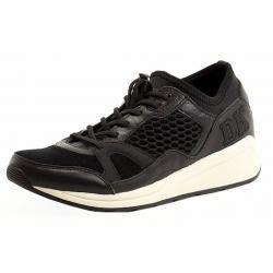 Donna Karan DKNY Women's Janine Fashion Sneakers Shoes - Black - 7