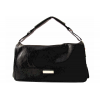 Michele Collins Horizontal Black Ladies Flap Bag Handbag