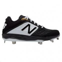 New Balance Fresh Foam 3000v4 Metal Baseball Cleat - Men's 05.5 Black D