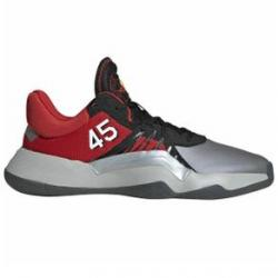 adidas D.O.N. Issue #1 Basketball Shoe - Unisex 8 Legacy Green/Core Black/Red Regular