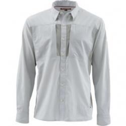 Simms Slack Tide Fishing Shirt - Men's M Tundra