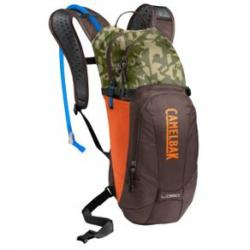 CamelBak Lobo 100 oz Hydration Pack One Size Brown Seal/Camelflage