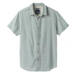 prAna Pikeville Shirt - Men's XXL Pistachio