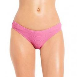 Billabong Tanlines Tropic Bikini Bottom - Women's L Rosa