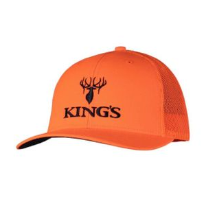 Kings Camo Logo Richardson Snapback Hat – Men's