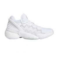 adidas D.O.N. Issue #2 Basketball Shoe - Unisex 05.5 White Regular