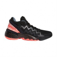 adidas D.O.N. Issue #2 Venom Shoes 7.5 BLACK/PINK/WHITE Regular
