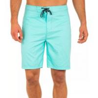Hurley One & Only Cross Dye 20'' Board Shorts - Men's 28 Aurora Green