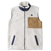 Billabong A/Div Canyon Zip-up Vest - Men's XL Chino