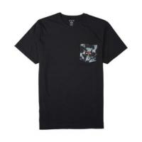 Billabong Team Pocket Mini T-shirt - Men's S Black
