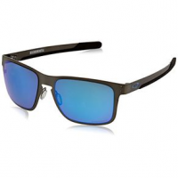 Oakley Holbrook(TM) Metal Sunglasses Prizm Black Matte Gunmetal Polarized