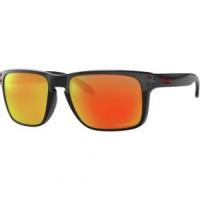 Oakley Holbrook XL Sunglasses - Men's Prizm Ruby Bk/Pr/Rb Polarized