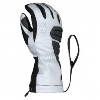 Scott Ultimate Premium GTX Glove - Women's S Black/Silver White