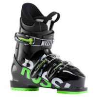 Rossignol Comp J3 Ski Boots - Kids' One Size Black