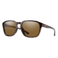 Smith Contour Chromapop Sunglasses - Unisex Chromapop Brown Matte Tortoise Polarized