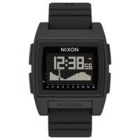 Nixon Base Tide Pro Watch One Size Black