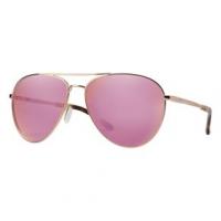 Smith Layback Chromapop Sunglasses - Women's Pink Mirror Rose Gold Non-Polarized