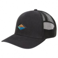 Billabong A/Div Trucker Hat - Men's One Size Stealth