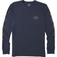 Billabong Dbah Long Sleeve T-shirt - Boys' L Classic Navy