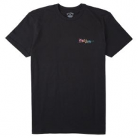Billabong Crayon Wave T-shirt - Boys' M Black