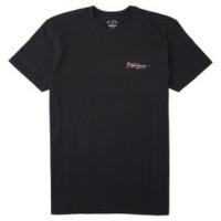 Billabong Crayon Wave T-shirt - Boys' L Black