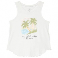 Billabong Beautiful Day T-Shirt - Kids' L Salt Crystal