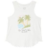 Billabong Beautiful Day T-Shirt - Kids' M Salt Crystal