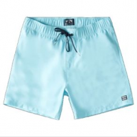 Billabong All Day Layback Boardshort - Boys' M Aqua