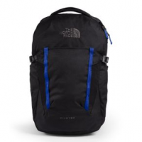 The North Face Pivoter Backpack - Men's One Size Tnf Black Heather/Tnf Blue