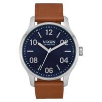 Nixon Patrol Leather Watch - Men's 848731