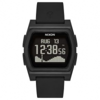 Nixon Rival Watch One Size All Black