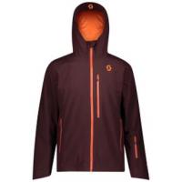 Scott Ultimate GTX Jacket - Men's S Red Fudge
