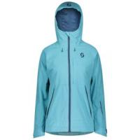 Scott Ultimate Dryo Jacket - Women's L Bright Blue