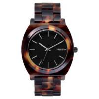 Nixon Time Teller Acetate Watch One Size Tortoise