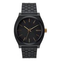 Nixon Time Teller Watch One Size Black/Gold