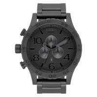 Nixon 51-30 Chronograph Watch One Size All/Mat