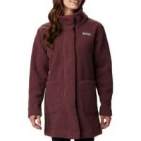 Columbia Panorama Long Jacket - Women's XL Malbec