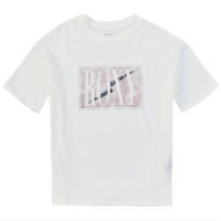 Roxy Younger Now Tee - Girls' M Snow White